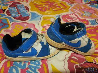 Zapatillas niño Nike 25