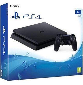 Consola PS4 1TB