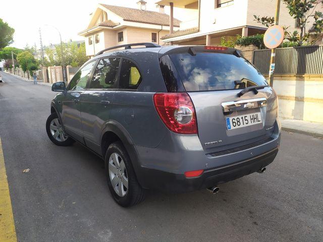 Chevrolet Captiva 2.2D 184Cv, 7 plazas. PRECIO NEGOCIABLE