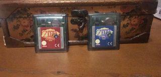 Juegos Zelda Game boy