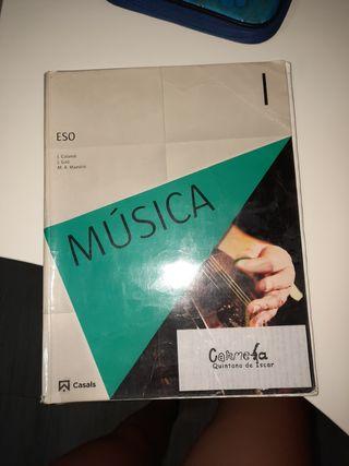 libro de musica 2 de la eso