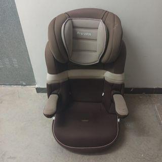 Silla coche Prenatal. Grupo 2/3.