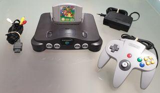 Pack Nintendo 64 + Super Mario 64