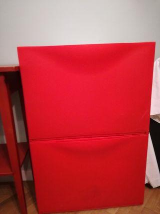 Zapatero Ikea troner