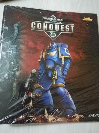 warhammer conquest.