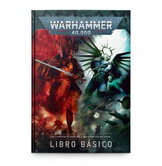 Warhammer 40000 reglamento básico.