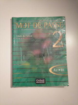 Libro de Inglés y Francés 1° bachillerato