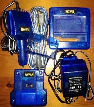 Accesorios Rayman Holiday Game Boy Color Pocket