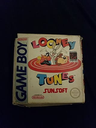 looney tunes game boy
