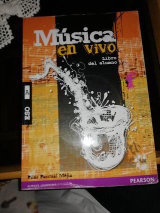 libro de música : libro del alumno