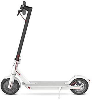 Xiaomi Mi Scooter - Patinete eléctrico plegable, 3