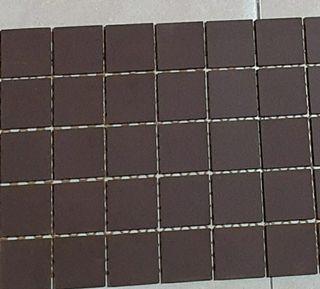 Mosaicos con malla
