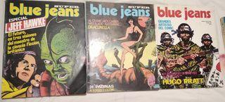 Comics Blue jeans