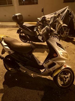 se vende moto 49c para reparar