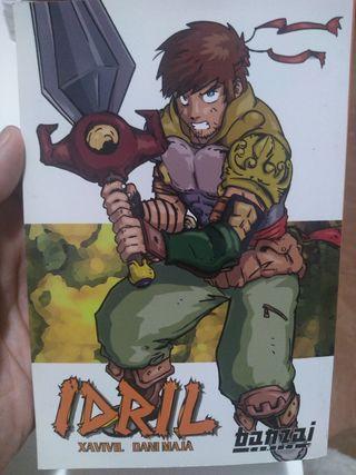 manga Idril (banzai comics)