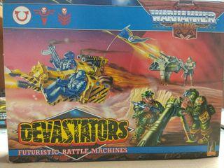 Warhammer 40000 Devastators