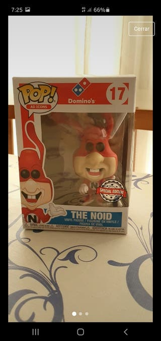 FUNKO POP THE NOID DOMINOS