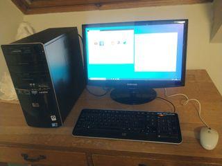 PC recién instalado Windows 10 pro