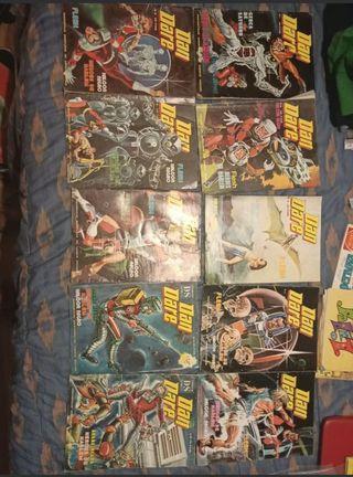 Lote comics 1979 Dan Dare