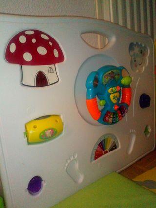 parque infantil corralito bebes
