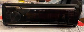 Auto radio kenwood