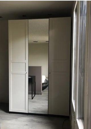 ARMARIO 3 puertas IKEA COMO NUEVO