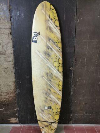 """Tabla de surf 7'6"""" y 21"""""""