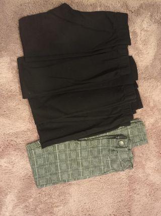 mallas y pantalon