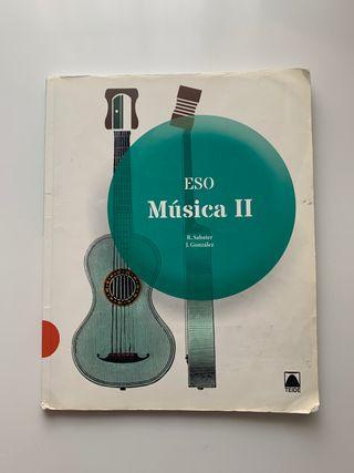 Libro Música II