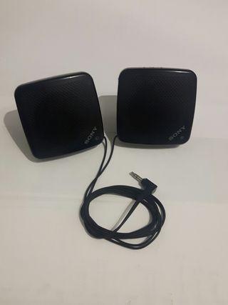 Altavoces Sony SRS-5