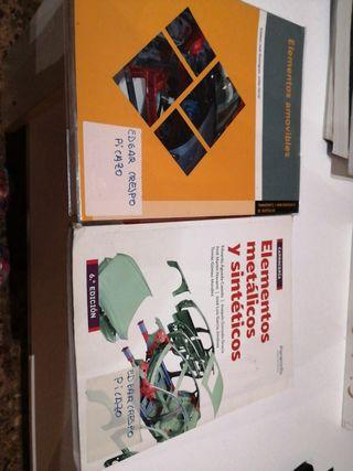 libros mecánica