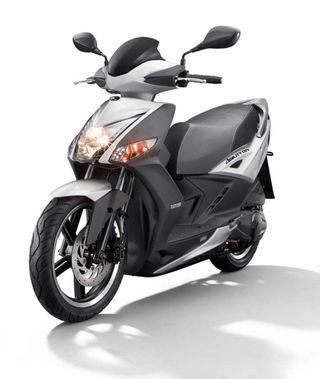 vendo kymco 125cc totalmente nueva