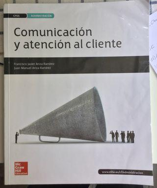 Comunicación y atención al cliente grado superior