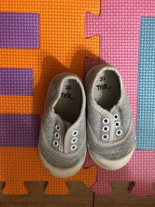Zapatillas niñ@ 20 y 21