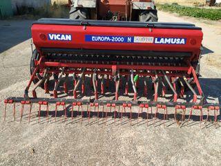 Máquina de sembrar