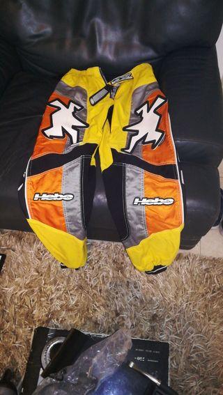 pantalón de motocross