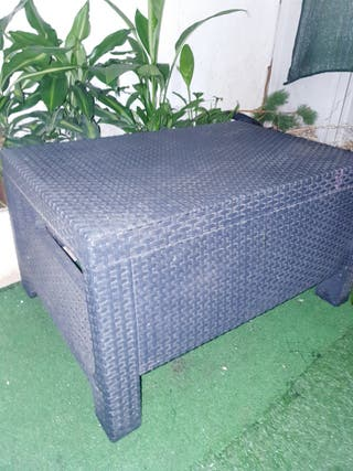 conjunto d muebles de jardin