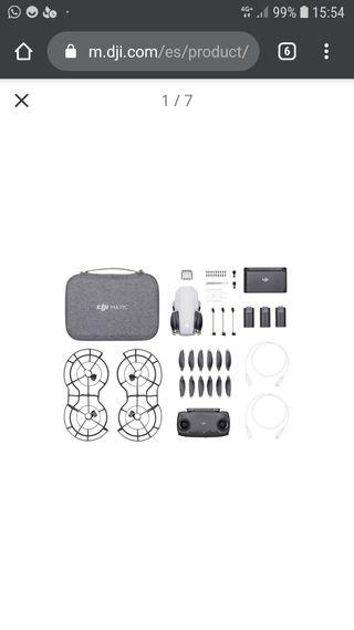 Drone DJI Mavic Mini pack Combo