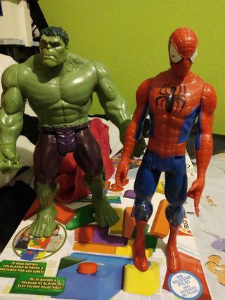 Spiderman o Hulk