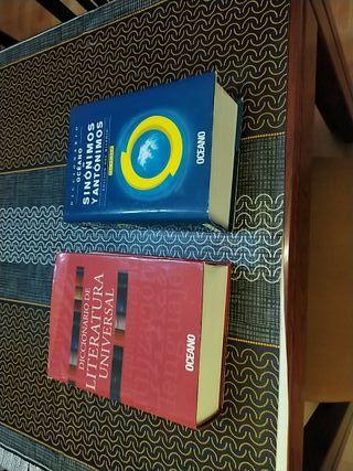 Diccionario Literatura Universal.... Sinónimos y A
