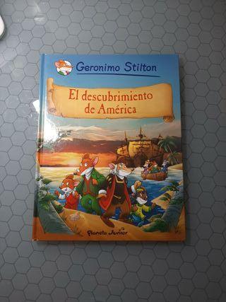 PACK DE COMICS JERÓNIMO STILTON.