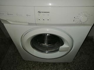 lavadora schneider