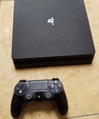 PS4 500Gb + MANDO