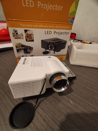 mini proyector led