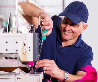Reparar todas las máquinas de coser