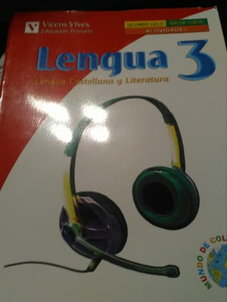 lenguaje castellana y literatura lenguaje 3