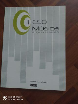 Libro música 2 ESO