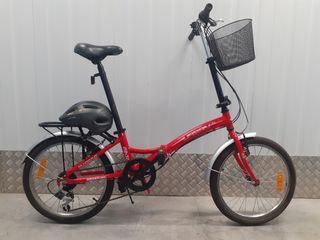 bicicleta plegable urban life