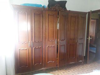 Muebles dormitorio cásico