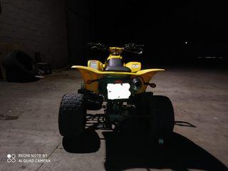 Quad Honda trx 400